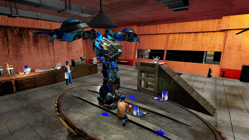 Ultimate Robot Mechanic Workshop Simulator 2017 1.0.1 12