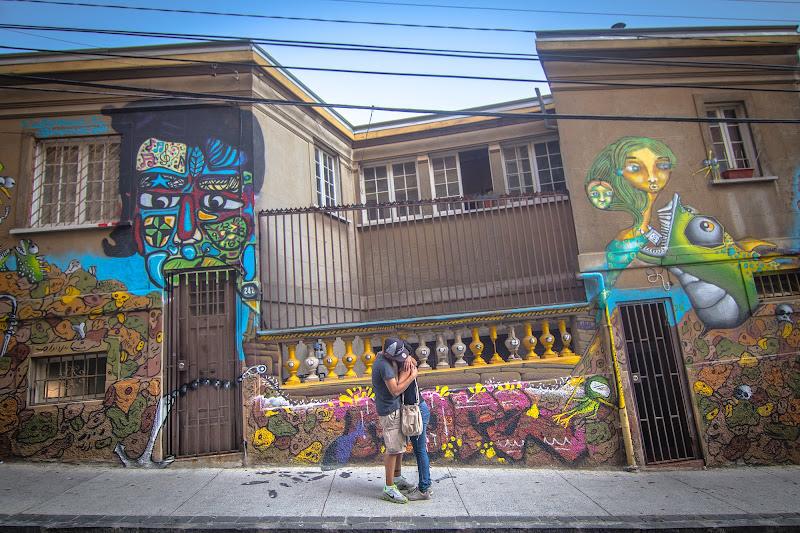 Love in Valparaiso di simona_cancelli