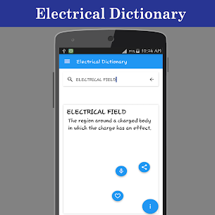 Electrical Dictionary offline App Download for Android 3