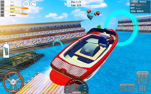Xtreme Boat Racing 2019: Speed Jet Ski Stunt Games 2.0.1 screenshots 13