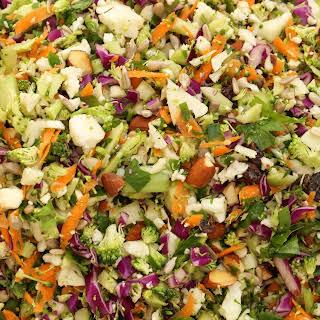 Crunchy Detox Salad.