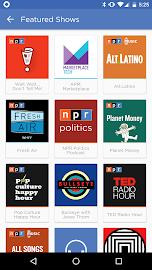NPR One Screenshot 3