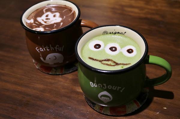 米綺咖啡-『永春站』不限時咖啡館.寵物友善餐廳.星座命理.塔羅牌占卜
