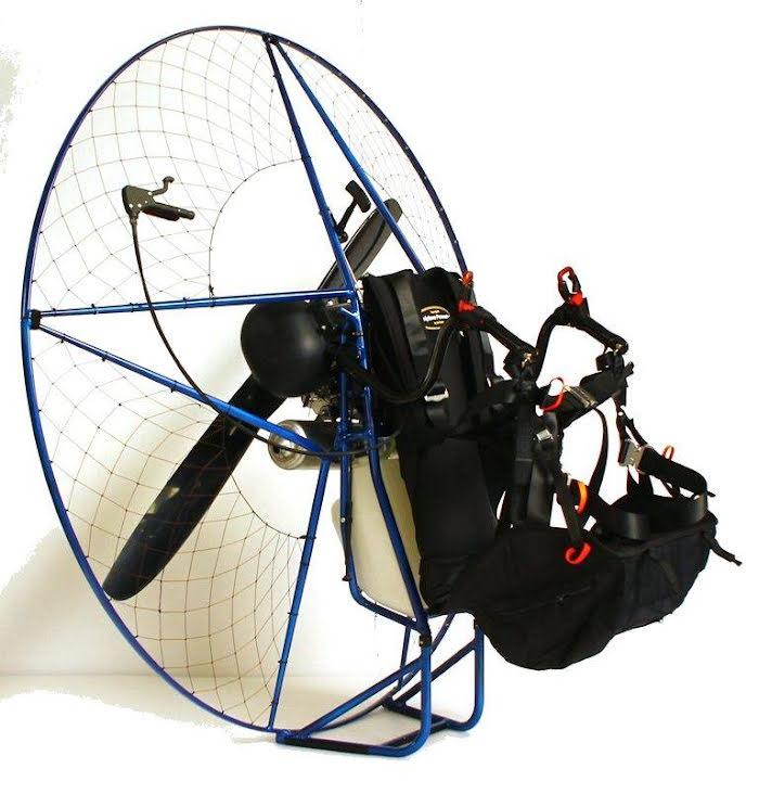 Miniplane Rigid Paramotor