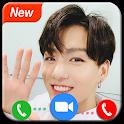 Jungkook Video Call Simulation-Fake Call Jungkook icon