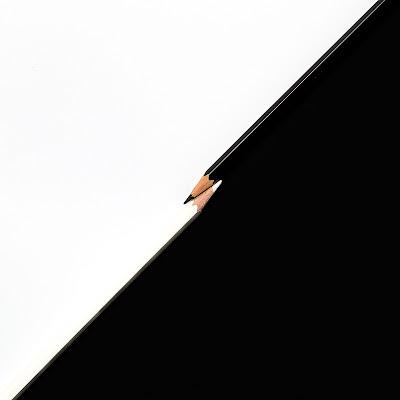 Bianco e nero  di luca bozzolan