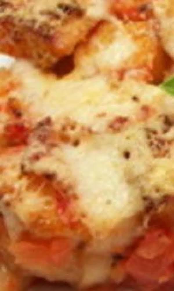 Italian Tomato Pudding Recipe