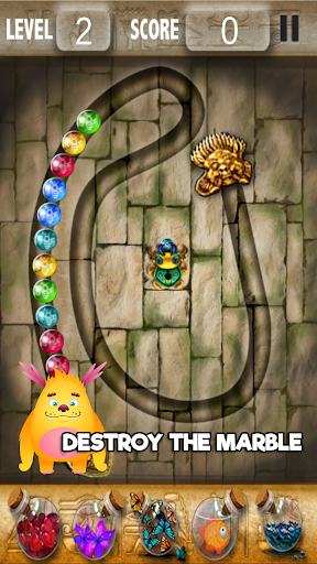 Marbles Magic - screenshot
