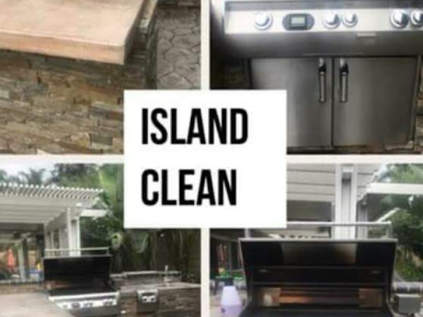 Clean off the grill BBQ restoration/repair company