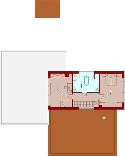 Scroll G2 - Rzut piętra
