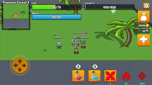 Femow's World Rpg Game screenshot 1