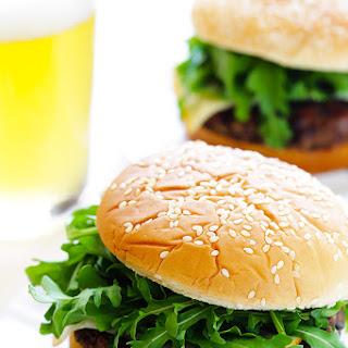 20-Minute Black Bean Burgers.