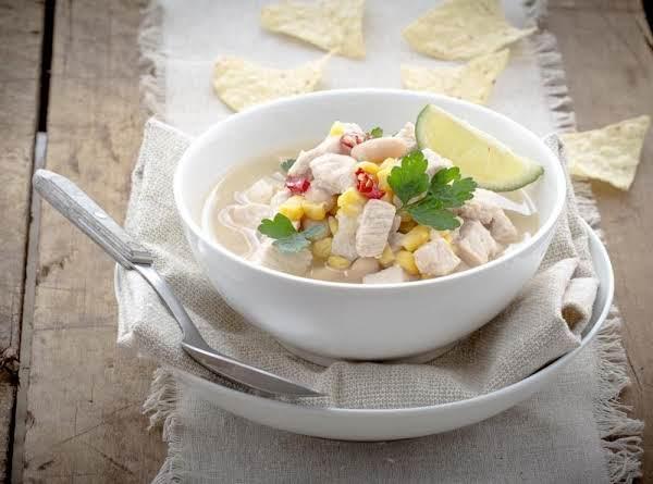White Turkey Chili Recipe