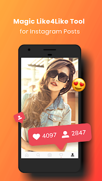 Magic Like4Like & Followers by Get Posts Collage