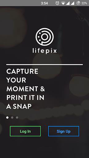 LifePix Screenshot
