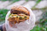 維吉堡 Veggie burger蔬食素食漢堡 一中店