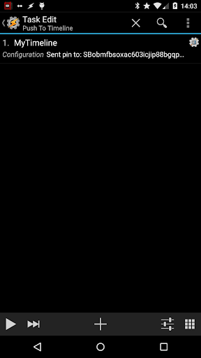 MyTimeline for Pebble Tasker