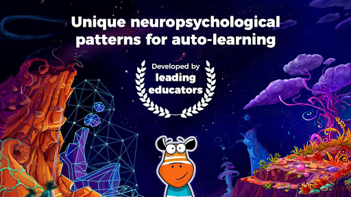 Zebrainy: learning games for kids and toddlers 2-7 5.2.1 screenshots 5