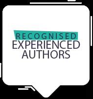 Recognized Experienced Authors