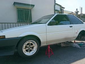 スプリンタートレノ AE86 S61   GTのカスタム事例画像 NANAさんの2020年04月26日17:47の投稿