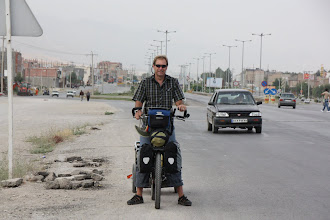 Photo: Day 144 - Leaving the Town of Ash-Kaneh