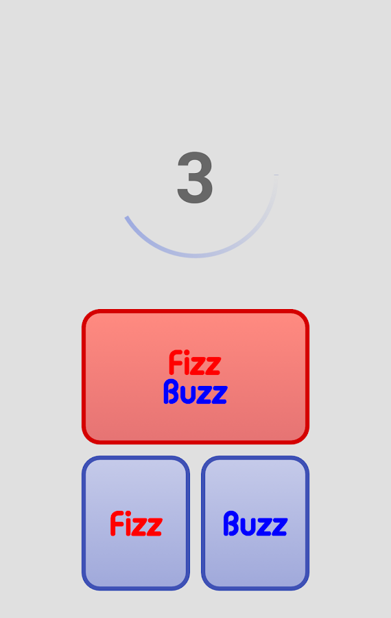 FizzBuzz [with Android Wear]- screenshot