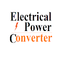 Electrical Power Converter, electrical apps icon
