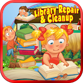Library Repair and Cleanup