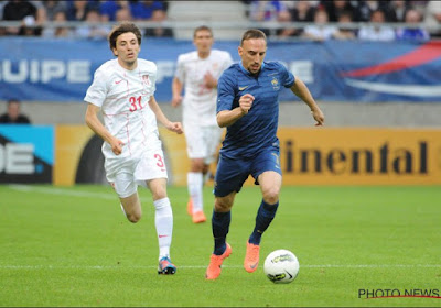 Franck Ribéry revient sur la fin de son aventure en Equipe de France