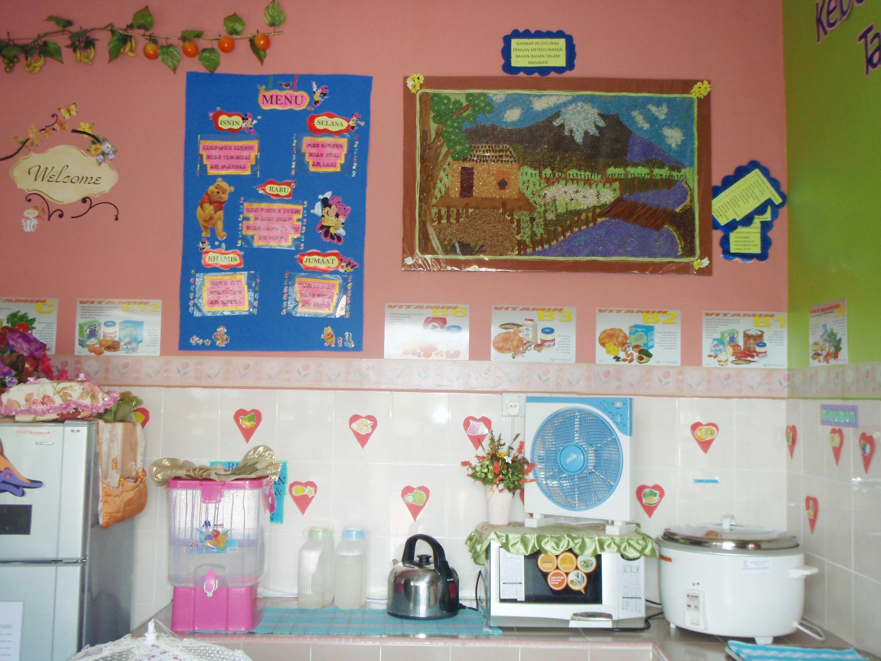 Photo Ruang Dapur Prasekolah Sk Bukit Jelutong