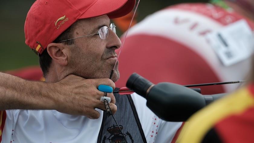 José Manuel Marín, noveno en el Campeonato de Europa