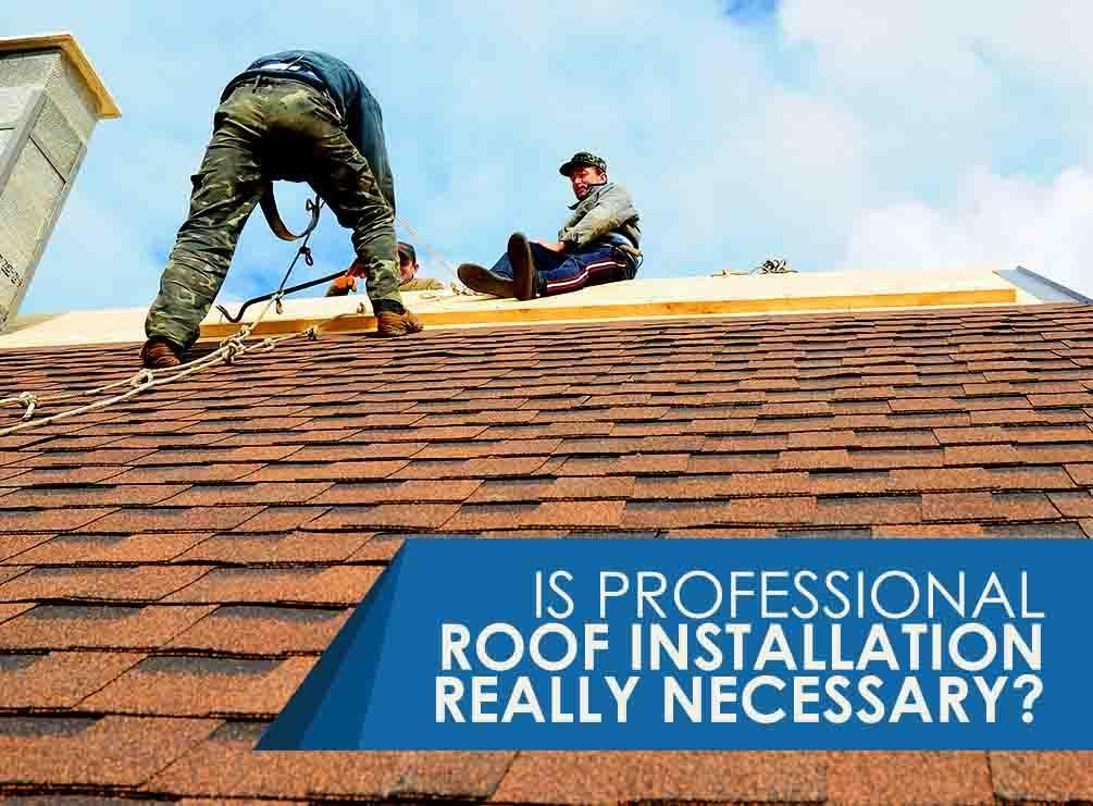 Professional Roof Installation