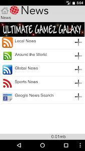 biNu: News & Soccer screenshot 2