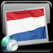 TV Netherland time info's