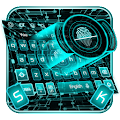 3D Scanner Fingerprint Keyboard Theme APK