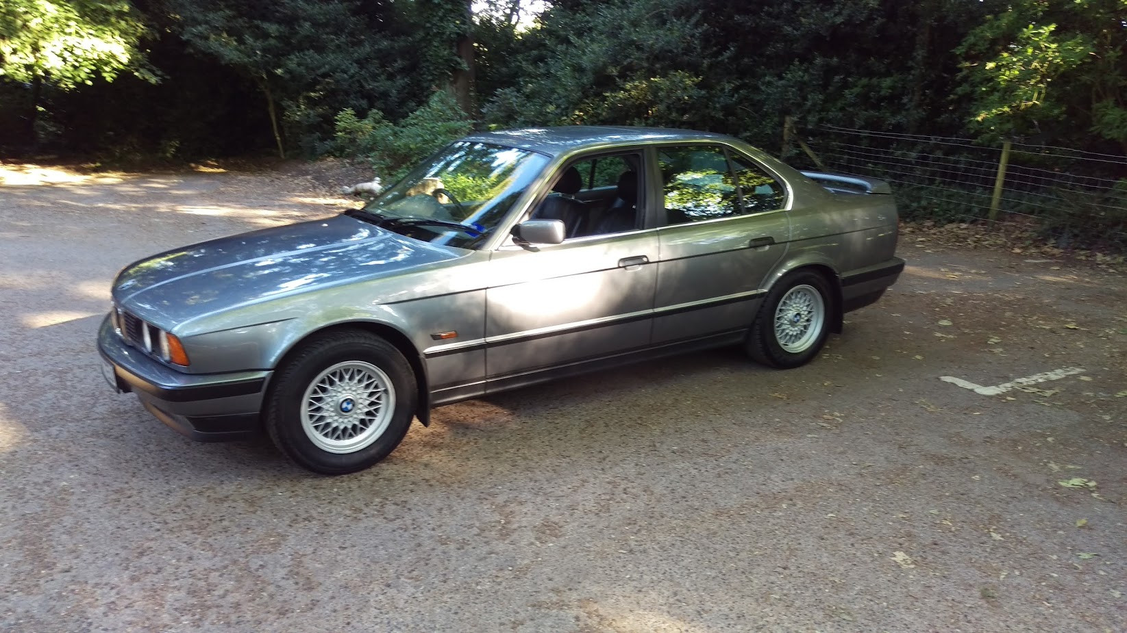 BMW E34 525i Hire London