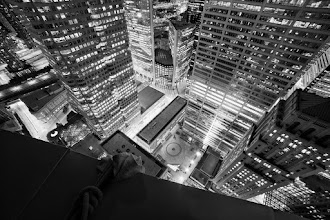 Photo: Life Line Batman and Robin are down there somewhere.  [http://www.iambidong.com/2012/10/life-line.html]  ISO: 400 Shutter: 6 seconds Aperture: F/11 Camera: Canon 5D MK II Lens: Rokinon 14mm F/2.8