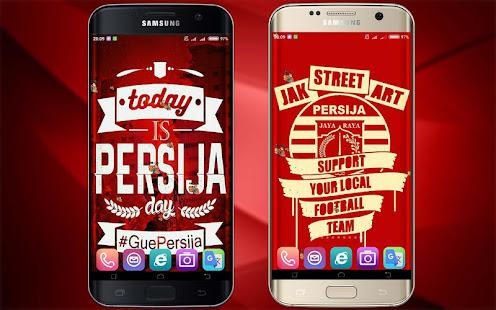 Download Wallpaper The Jakmania Bergerak Google Play Softwares