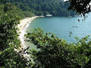 Photo: Pulau Pangkor - Teluk ketapang deserted beach