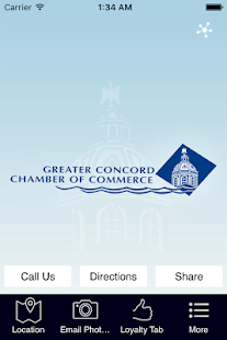 Concord Chamber of Commerce- screenshot thumbnail
