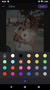 Video Maker of Photos with Music & Video Editor Screenshot