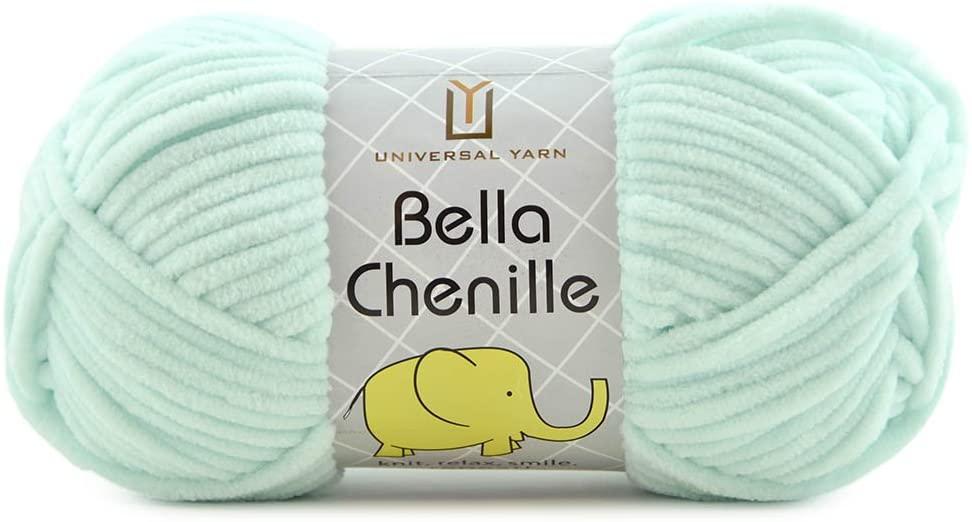 yarn for baby blankets--Universal Yarn Bella Chenille