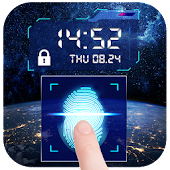 Fingerprint lock screen prank(fingerprint scanner)