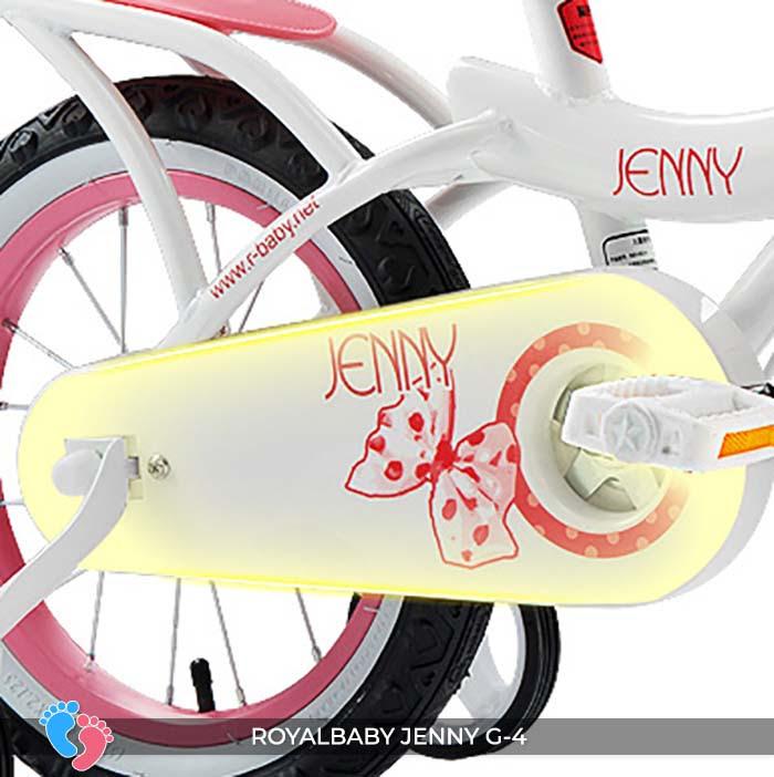 Xe đạp RoyalBaby Jenny G-4 21\