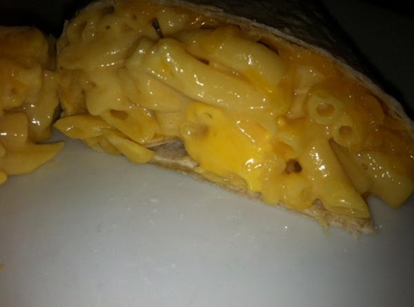 Ashton's Mac N Cheesarito Recipe