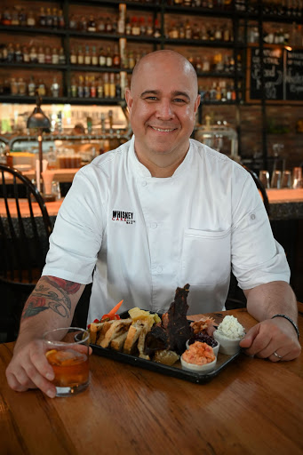 Whiskey Cake Welcomes Thomas Dritsas as Concept Chef