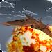 Air strike flight icon
