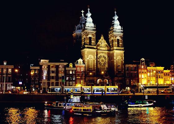 Amsterdam Centraal. di micphotography