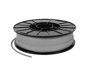 NinjaTek NinjaFlex Silver TPE Filament - 3.00mm