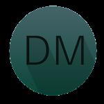 AOSP CM12/12.1 THEME DARK MTRL v1.35